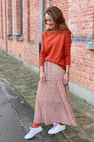 @looksoflena in Maisa skirt
