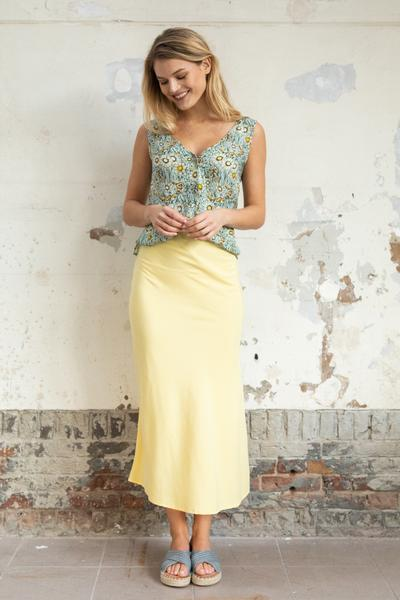 Thelma-skirt-Yellow-wearable-stories.jpg